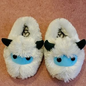 Shoes - Official Overwatch Mei Cosplay Slippers